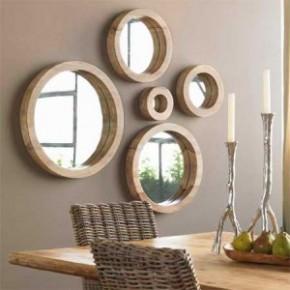 Dekorasyonun Tamamlayıcısı, Aynalar